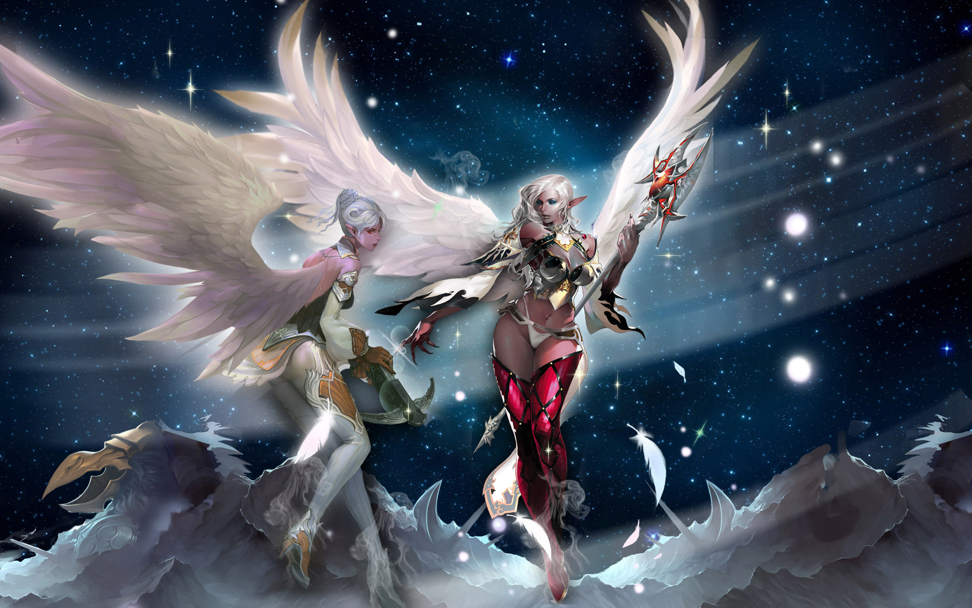 Lineage 2 erotic arts sexy picture