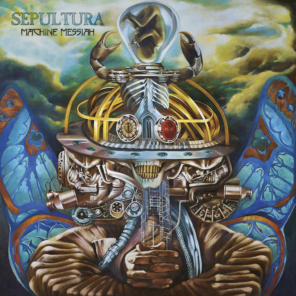 Sepultura Machine Messiah [2017] CDRIP